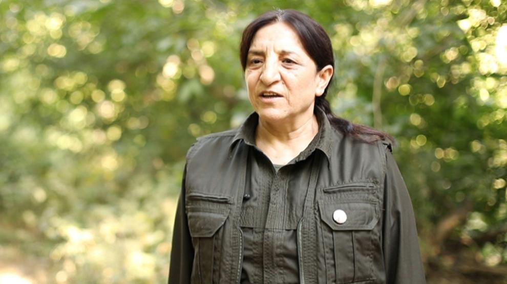 Bernameya Taybet: Endama Konseya Serokatiya Giştî ya KCK'ê Sozdar Avesta