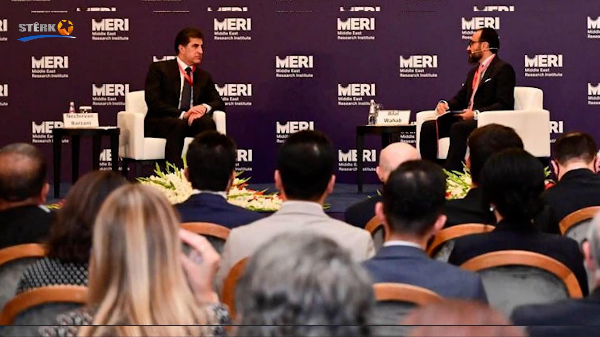 Sefîrê Tirk Mesut Ozçelik: 'Em û PDK li Şengalê bi hev re tevdigerin'